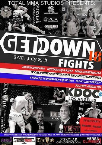 Get Down Fights 18