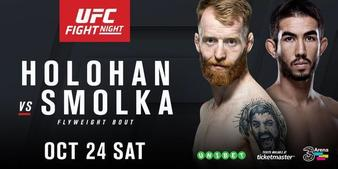 UFC Fight Night 76