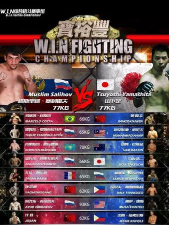 W.I.N. Fighting Championships