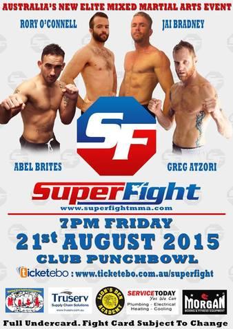 Superfight MMA 1