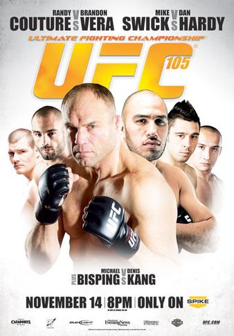 UFC 105
