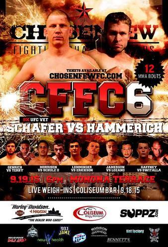 Chosen Few FC 6
