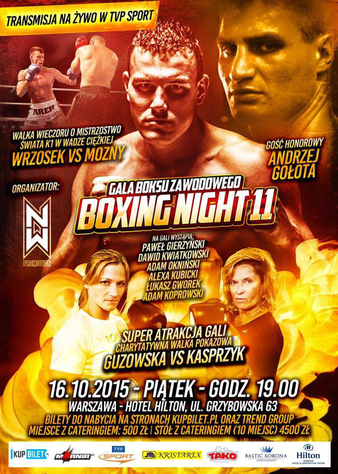 Boxing Night 11