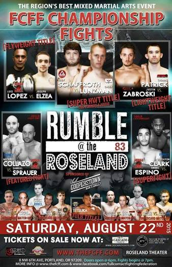 Rumble at the Roseland 83