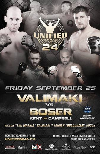 Unified MMA 24