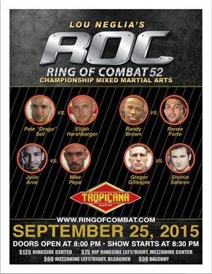 Ring Of Combat 52
