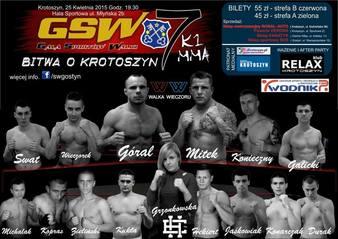 Gala Sportów Walki 7