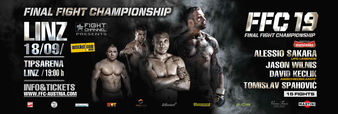 Final Fight Championship 19