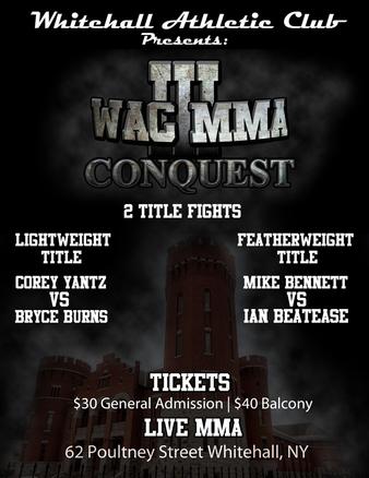 WAC MMA 3