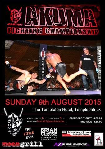 Akuma Fighting Championship 6