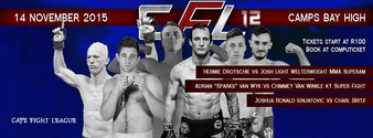 Cape Fight League 12