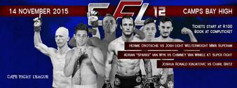 Cape Fight League 12