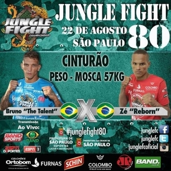 Jungle Fight 80