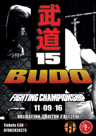 Budo Fighting Championships 15
