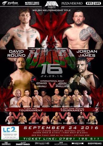 Budo Fighting Championships 16