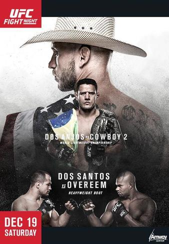 UFC on FOX 17