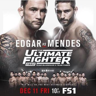 The Ultimate Fighter 22 Finale