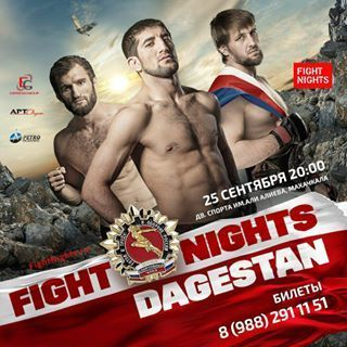 Fight Nights Global 41