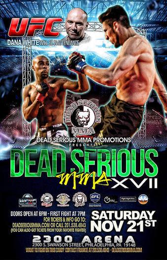 Dead Serious 17