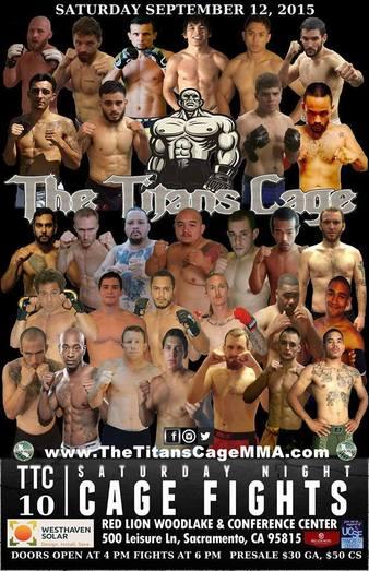 The Titans Cage 10