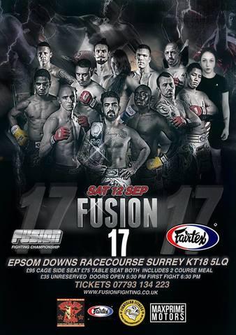 Fusion FC 17