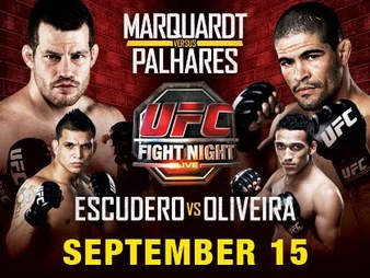 UFC Fight Night 22: Marquardt ...
