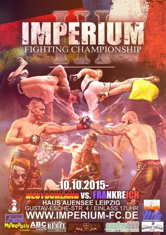 Imperium Fighting Championship 3