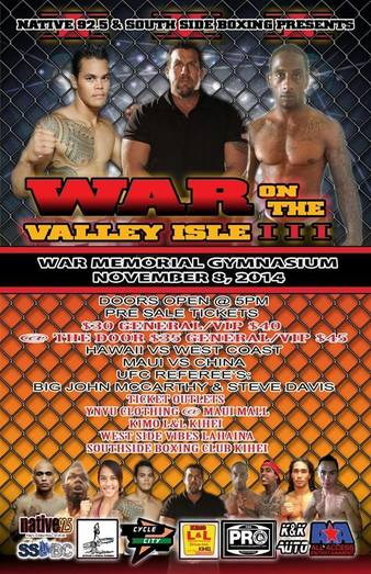 War on the Valley Isle 3