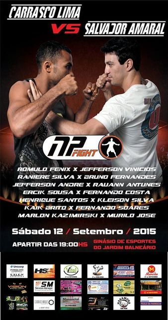 NP Fight 1