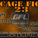 PA Cage Fight 23