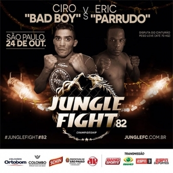 Jungle Fight 82