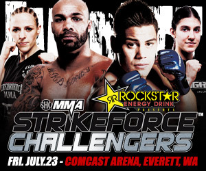 Strikeforce Challengers 9