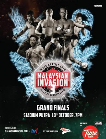 Malaysian Invasion 3: Grand Finals