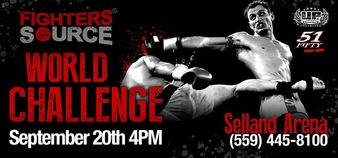 Up and Comers MMA World Challenge