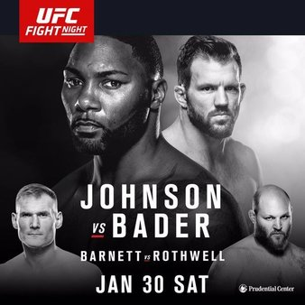 UFC on FOX 18