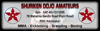 Shuriken Dojo Amateurs