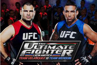 The Ultimate Fighter Latin America Season 1