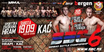 Serbian Battle Championship 6