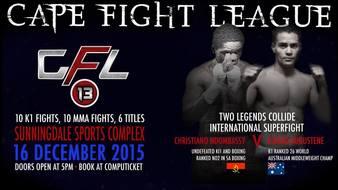 Cape Fight League 13