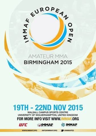2015 IMMAF European Open Championships