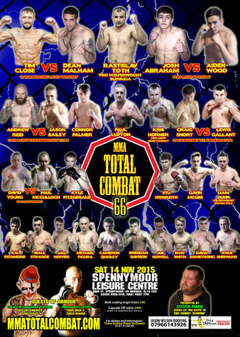MMA Total Combat 66