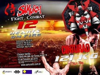 Samurai FC 12