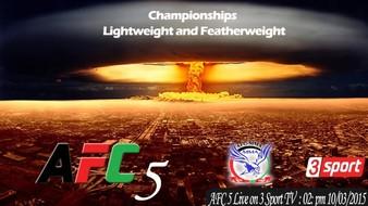 Afghanistan FC 5