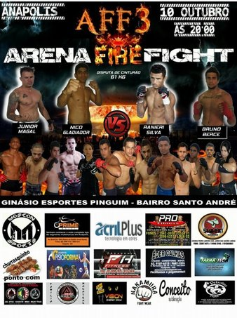 Arena Fire Fight 3