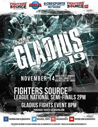 Gladius Fights 19