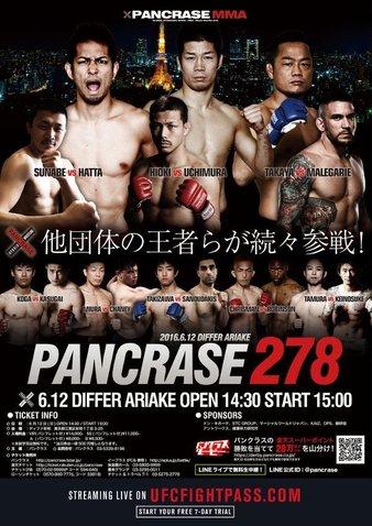 Pancrase 278