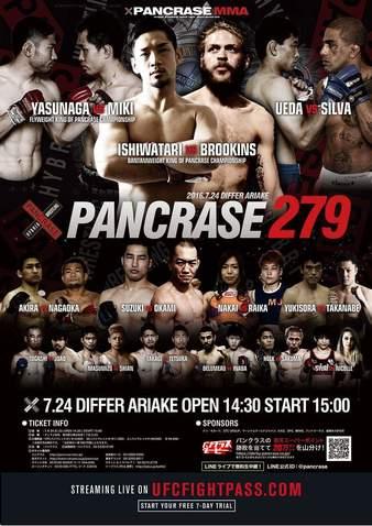 Pancrase 279