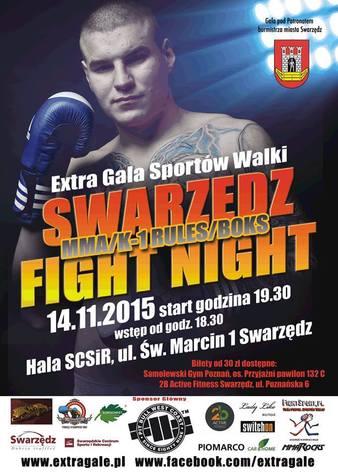 Swarzędz Heavyweight Fight Night