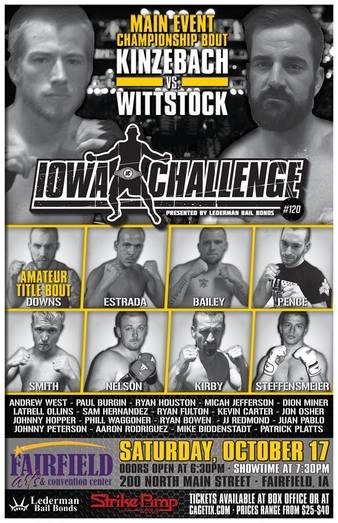 Iowa Challenge 120