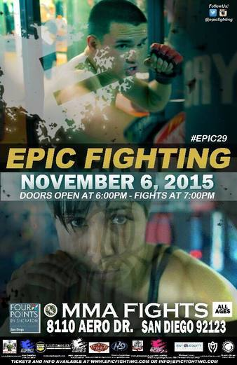 Epic Fighting 29
